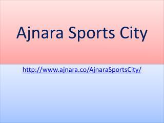 Ajnara Sports City Apartments