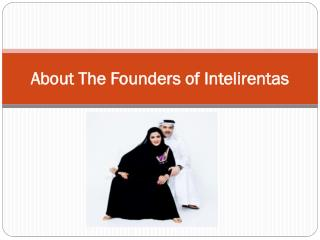 About The Founders of Intelirentas