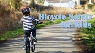 Bicycle Safety For Kids