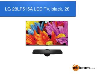 LG 28LF515A LED TV Specifications & Features