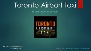 airport taxi mississauga toronto
