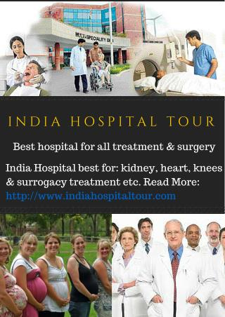 Best Hospital in India For Kidney, heart, Liver Cancer, Surr