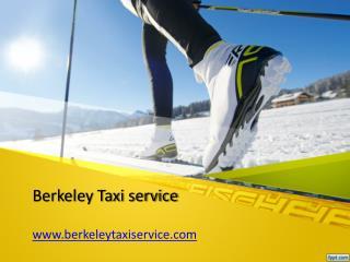 Yellow taxi berkeley