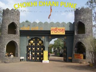 Chokhi Dhani Pune – Get Timings, Address