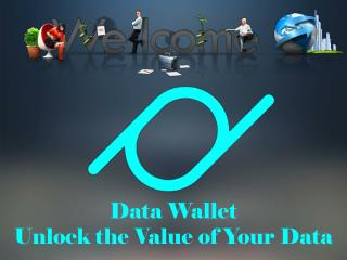 Data Wallet - Unlock the Value of Your Data