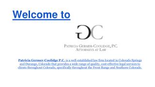 Family Law Colorado Springs, Divorce Lawyer Colorado Springs