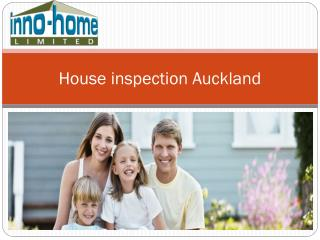 House inspection Auckland