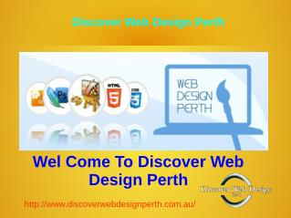 We Web Design Perth Offring Responsive Web Design and Web Ho