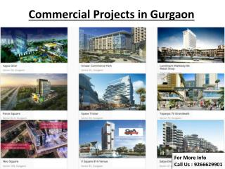 Commercial Projects in Gurgaon