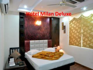 Hotels Near Delhi Railway Station
