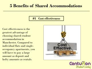 5 benefits of shared accommodations