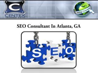 SEO Consultant In Atlanta, GA