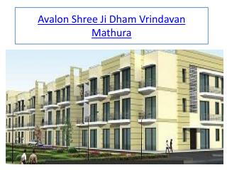 Avalon Shree Ji Dham Vrindavan Mathura, flat in Vrindavan Mathura