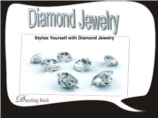 Stylize Yourself with Diamond Jewelry