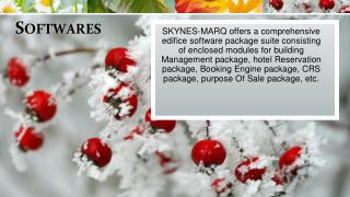 Hotel Software – Hotel Tracker Software free  Demo Skynes-MarQ