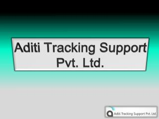 Aditi Tracking - Vehicle Tracking System