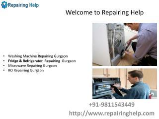 Microwave Repairing Services In Gurgaon