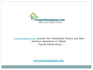 5BHK Flats & Luxurious Apartments Chordia Solitaire Seven for Sale in Baner, Pune By By Chordia Group.