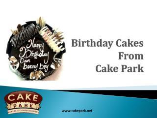 Birthday cakes chennai