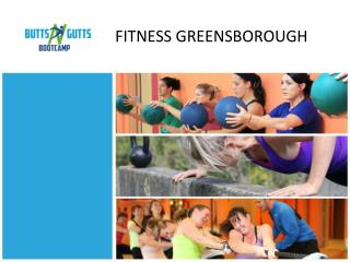 Fitness Greensborough