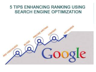 Tips Enhancing Ranking Using-Search Engine Optimization