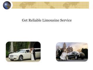 Get Reliable Limousine Service