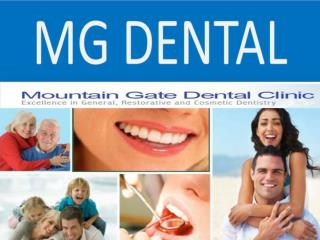 Finding a good local dentist in Emerald