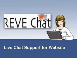 Reve Chat - Live Chat Software for Website