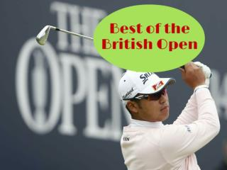 Best of the British Open