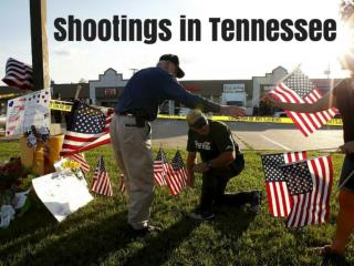 Shootings in Tennessee