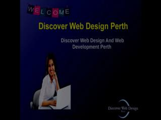 Web Design Perth Provides Responsive Web Design and Ecommerce web Design