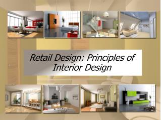 Retail Design: Principles of Interior Design