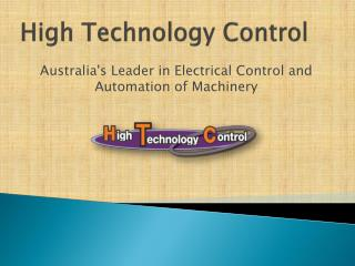 High Technology Control