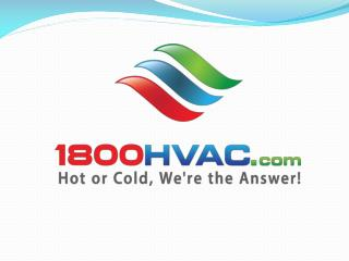 HVAC Service and Repair New Jersey