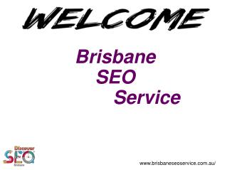 Brisbane SEO services