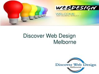 Web Design Melbourne Provides Responsive Web Design and Graphic Design