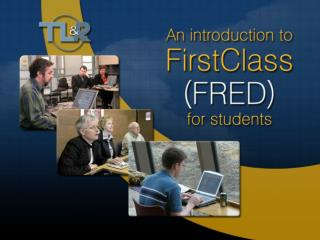 FirstClass 	is a collaborative communication and content management system Launched in 1996 for Distance Ed. Currently a