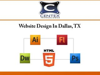 Website Design In Dallas, TX