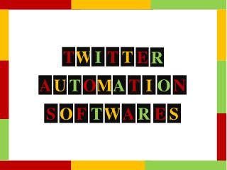 Top Twitter Automation tools