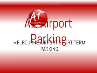 Reliable short and long term melbourne airport parking