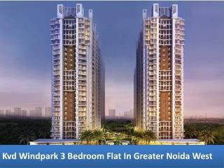 KVD Wind Park Apartment at Greater Noida West