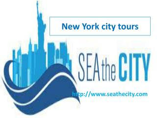 new york city boat tour