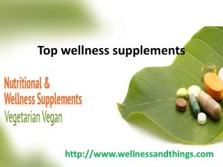 ayurvedic daily supplements