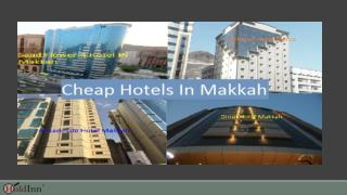 Cheap Hotels in Makkah Saudi Arabia - Holdinn.com