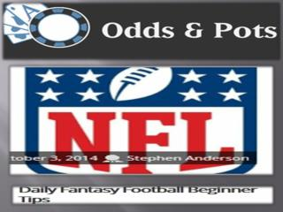 Daily Fantasy Sports