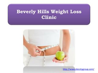 Beverly Hills Weight Loss Clinic