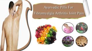 Ayurvedic Capsules For Fibromyalgia Arthritis, Natural Herbal Pills For Joint Pain