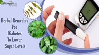 Ayurvedic Herbal Remedies For Diabetes, Natural Pills To Lower Sugar Levels
