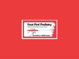 Podiatrist Chicago IL - Foot First Podiatry