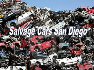 Salvage Cars San Diego